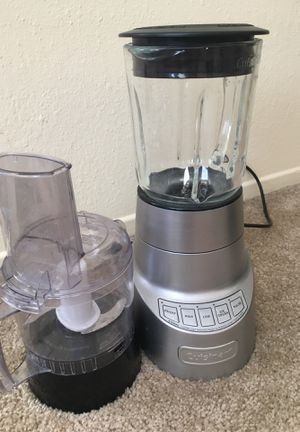 Cuisinart blender and food processor for Sale in San Diego, CA