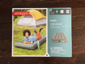 Twin Air Mattress for Sale in Detroit, MI