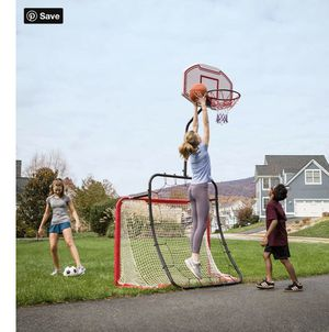 All-in-1 Sports Set: Basketball, Baseball, Lacrosse, and Soccer for Sale in Chicago, IL
