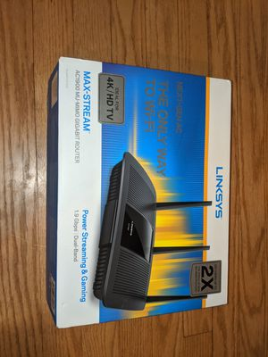 Linksys AC1900 Dual Band wifi router for Sale in Washington, DC