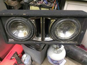 10 in subwoofers for Sale in Columbus, OH
