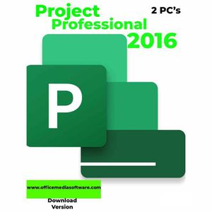 Microsoft project professional 2016 for Sale in Los Angeles, CA