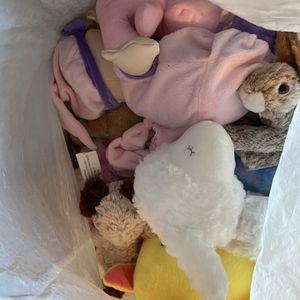 Free Stuffed Animals for Sale in Everett, WA