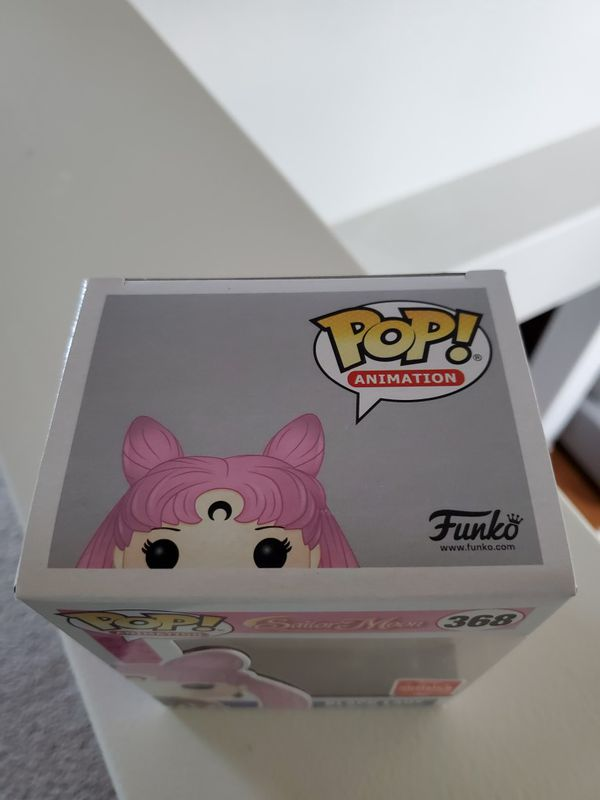 Funko Pop Sailor Moon Black Lady Summer Convention Exclusive