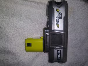Ryobi Powertool Battery for Sale in Hawthorne, CA