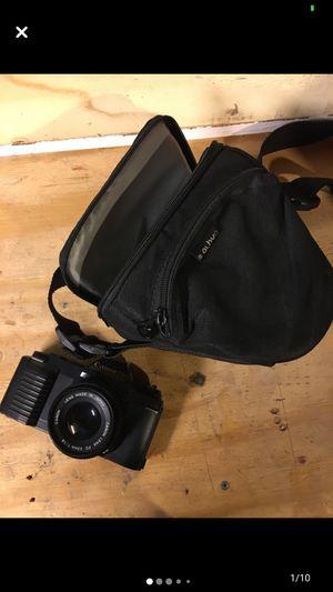 Canon 35mm film camera bundle for Sale in Bristol, RI