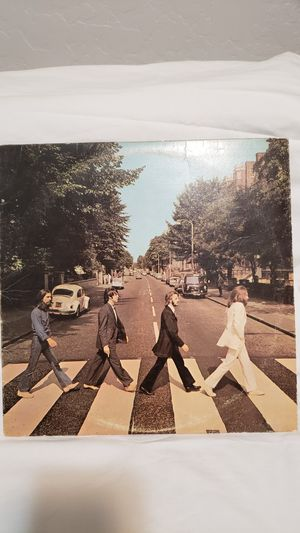 The Beatles Abbey Road Vinyl LP for Sale in Fresno, CA