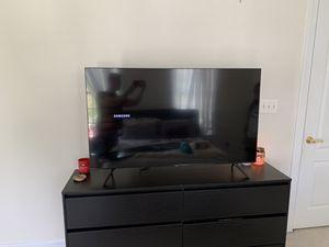 "Brand new 55"" samsung TU8000 w box for Sale in Washington, DC"
