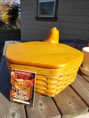 Longaberger Generations basket for Sale in Hillsboro, OR