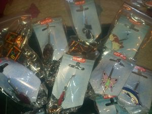 Keychains and pendants with charms for Sale in Reedley, CA