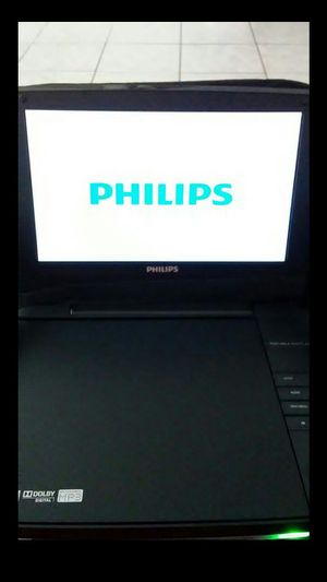 Philips portable DVD player for Sale in Orlando, FL