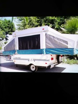 99 garage kept tent trailer for Sale in Chino, CA