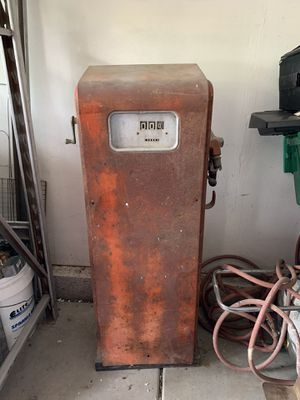 Antique gas pump for Sale in Riverside, CA