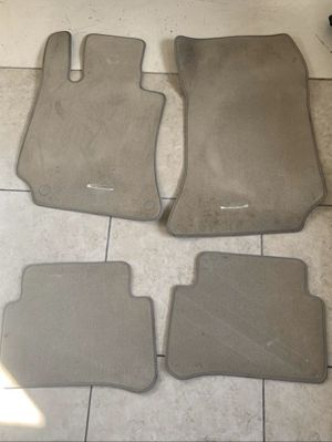 Mercedes Benz OEM CLS Floor Mats for Sale in Fontana, CA