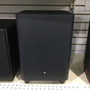 Wireless Subwoofer Parlante Bocina Bluetooth JBL SW10BLKAM for Sale in Doral, FL