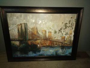 Wall art of Brooklyn Bridge for Sale in East Wenatchee, WA