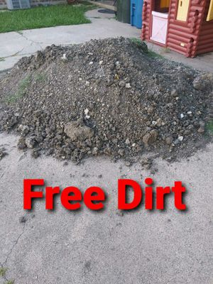 Free Dirt Carrollton for Sale in Plano, TX