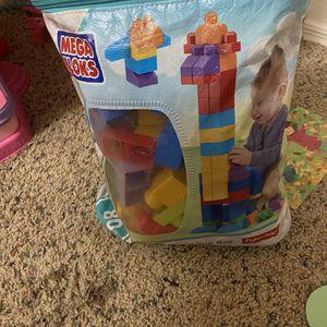 Kids Mega Blocks for Sale in Phoenix, AZ