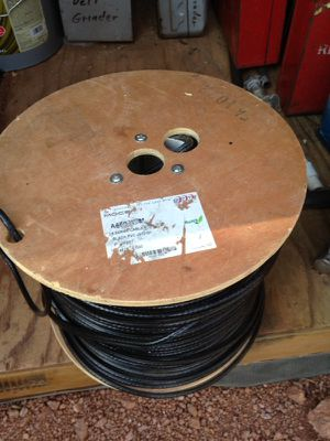 RG6 TV cable 1000' for Sale in Payson, AZ