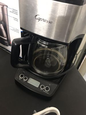 5 cup coffee maker for Sale in Las Vegas, NV