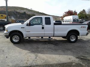 2004 Ford F250 Fx4 6.0 Powerstroke Diesal 400k Hwy miles runs and drivez!!! for Sale in Fort Washington, MD