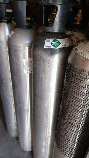 10 lb full Co2 tanks for Sale in Lake Stevens, WA - OfferUp
