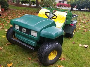 John Deere 4x2 gator for Sale in Renton, WA