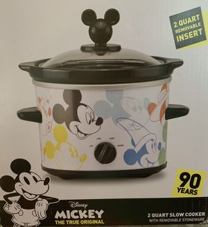 Mickey Mouse Crock Pot for Sale in Gaithersburg, MD