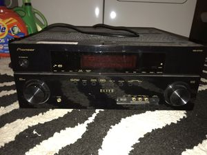 Pioneer elite receiver for Sale in Boulder, CO