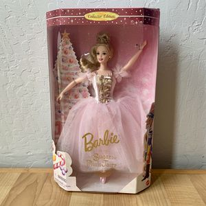 Vintage 1996 Mattel Barbie As The Sugar Plum Fairy In The Nutcracker First Edition Classic Ballet Series Collector Edition New Sealed In Box for Sale in Elizabethtown, PA