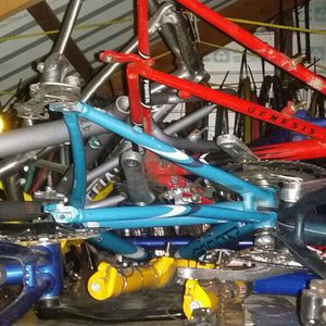 Bicycle PARTS!! Shocks,Tires,Frames Etc....and Many Other ComponentsFL for Sale in Bothell, WA