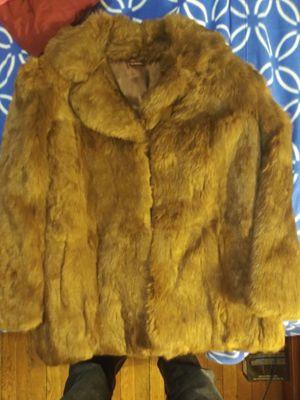 Rabbit Fur Fur Coat for Sale for sale  North Bergen, NJ
