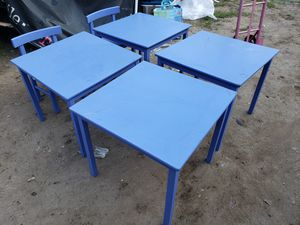 Kids table and chairs for Sale in Covina, CA