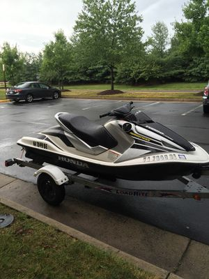 Honda Aquatrax R-12X Turbo 2003 Jet Ski for Sale in Silver Spring, MD