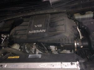 2018 Nissan Titan 5.6 v8 Parts for Sale in Houston, TX