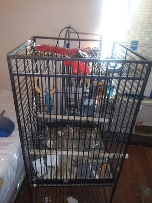 Smaller exotic bird cage for Sale in Portland, OR