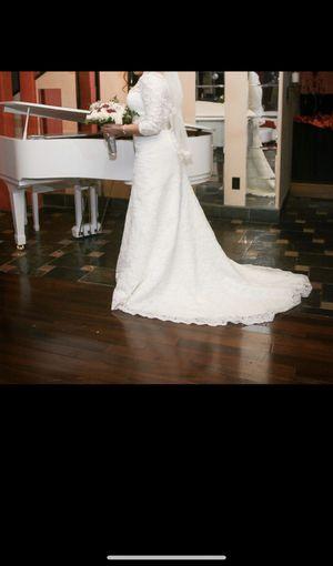 3 piece beautiful wedding dress for Sale in Tucker, GA