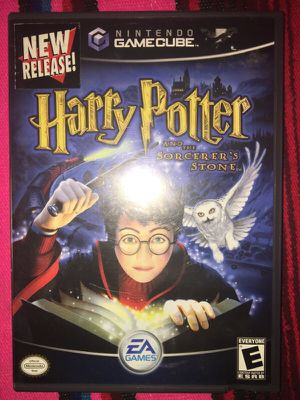 Harry Potter and the Sorcerer's Stone for Nintendo GameCube for Sale in Salinas, CA