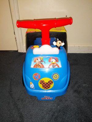 Kiddieland Disney Mickey Mouse ride on car for Sale in Ararat, VA