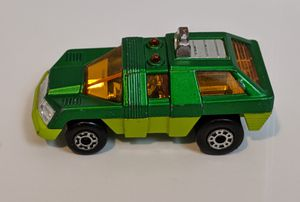 Lesney Matchbox Superfast Series No 59 Planet Scout 1975 with Wheel Error for Sale in Knightdale, NC