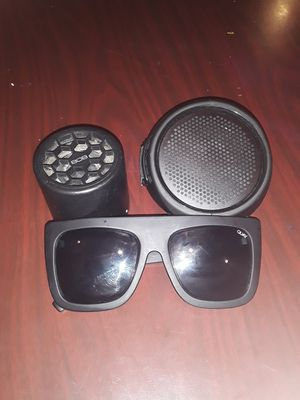 Speakers and sun glasses for Sale in Fresno, CA