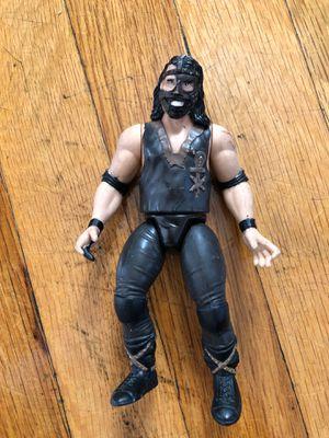 Wwf wrestling Mankind mc foley bone crushing action figure for Sale in Cranston, RI