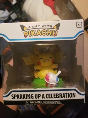 Funko A Day With Pikachu Pokemon Center Exclusive for Sale in Modesto, CA