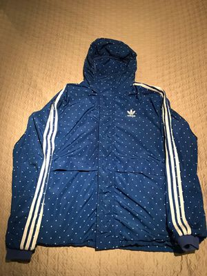 Adidas Pharrell Human Race Blue Hoodie for Sale in Fort Worth, TX