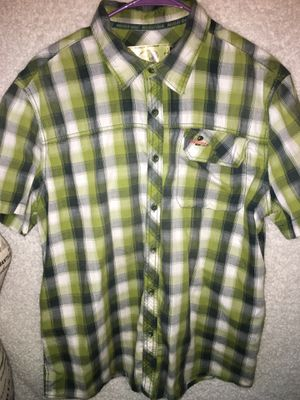 Men's Mossy Oak Button Up Shirt for Sale in Staunton, VA