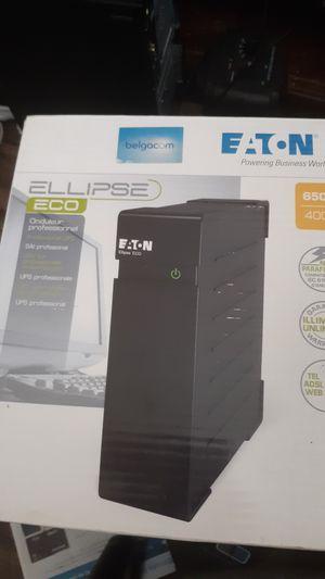 Eaton ellipse eco 650va for Sale in Montgomery, AL