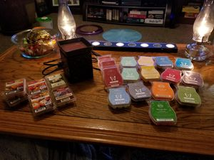 Scentsy candles and warmer for Sale in Hillsboro, OR