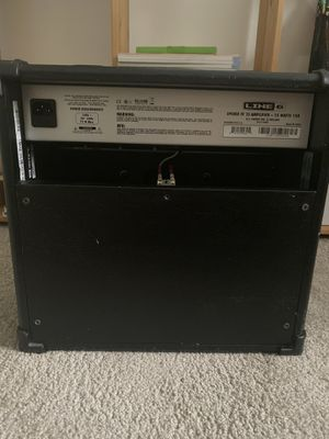 amp line 6 spider iv 15 for Sale in Germantown, MD