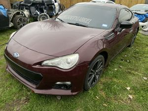 2015 Subaru BRZ Limited 6speed manual for Sale in Cleburne, TX