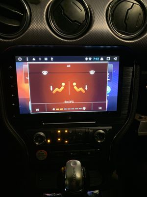 """Mustang {contact info removed}"""" touch screen for Sale in Ashburn, VA"""
